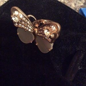 Juicy Couture Butterfly Ring Flights of Fancy